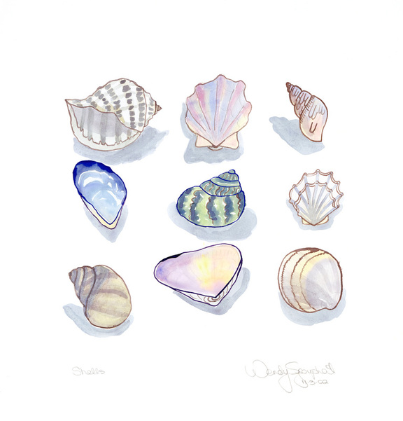 Wendy Sysouphat, Shells  2002