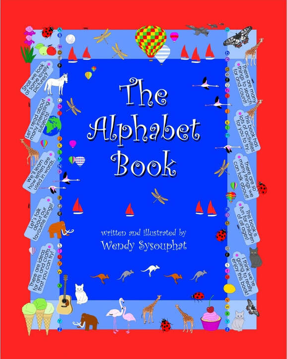 Wendy Sysouphat, The Alphabet Book 2019